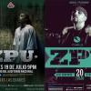ZPU en Mexico DF y Guadalajara en Julio